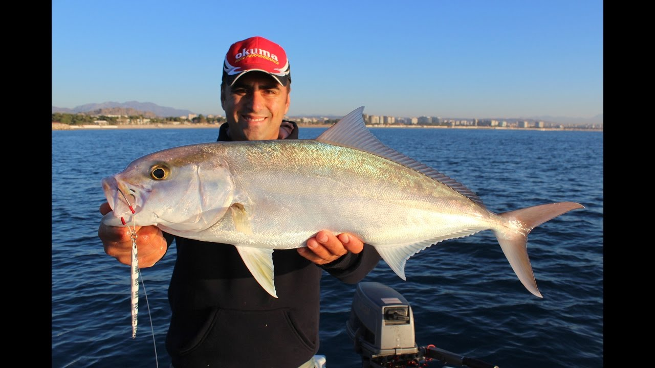 Tekneden Light Jigging İle Kuzu Avı ( Live Strike Light Jigging Amberjack Action )