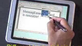 Amazingly fast text entry on PDAs, Pocket PCs, or Tablet PCs