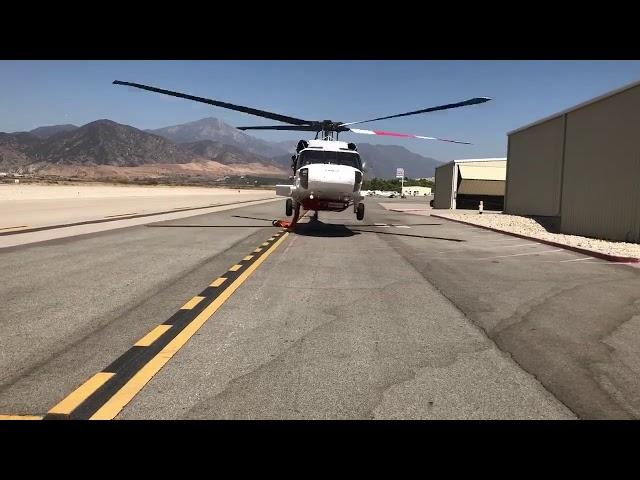 Helitak Fire Fighting Equipment - Blackhawk UH60