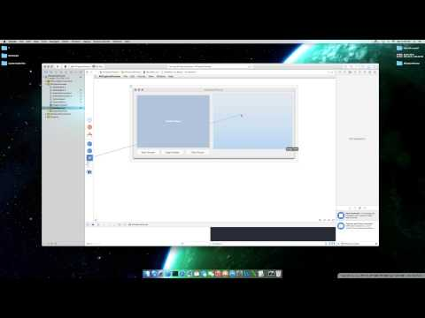 OS X Programming - AVFoundation Part 1 - Camera Preview & Image Capture