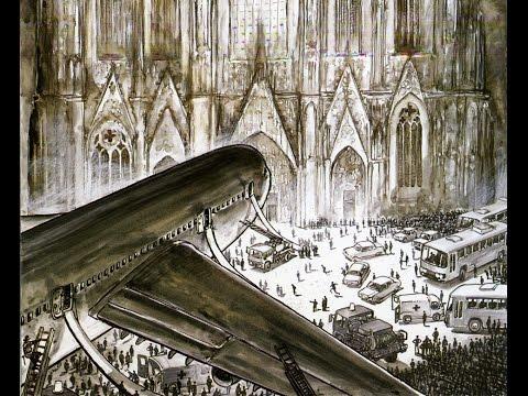 """A proposito de """"Il viaggio di G. Mastorna"""" di F. Fellini (e del ruolo di Rol)"""