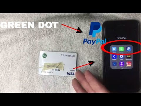 ✅  Can You Add Green Dot Prepaid Debit Card To Paypal 🔴