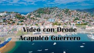 Acapulco. Video Aereo. Drone