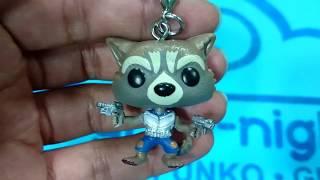 Baixar Llavero Funko Pop Rocket Raccoon Guardianes de la Galaxia Bogotá Colombia