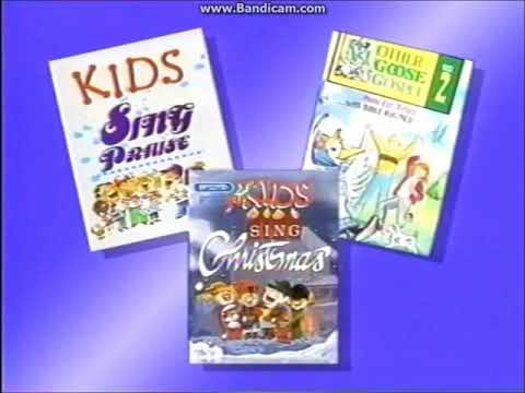 Mother Goose Gospel, Volumes 1 and 2 Ending Promos