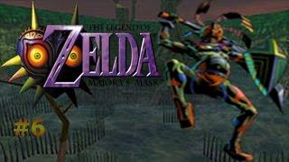 La fuente de la contaminación del agua/The Legend of Zelda Majora´s Mask #6