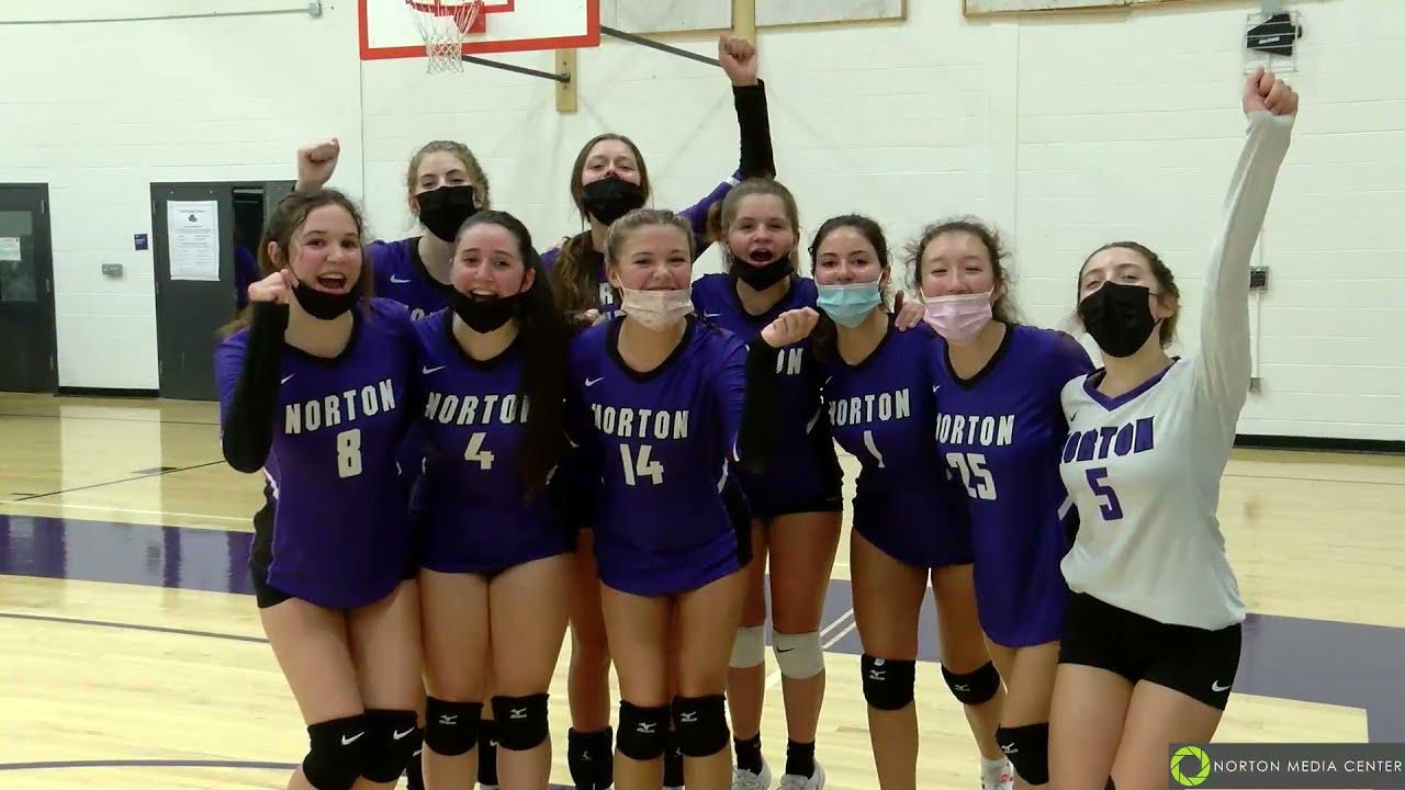 Norton vs. Ashland Girls JV Volleyball 09/24/2021