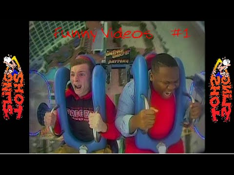 Sling Shot Funny Videos #1 (Daytona Beach)
