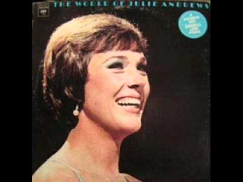 The World Of Julie Andrews - Burlington Bertie From Bow