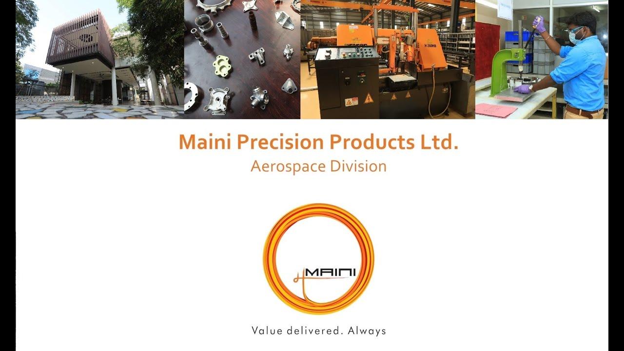 Download Walk Through Video | Maini Precision Products Ltd | Aerospace Division | Unit Profile Film
