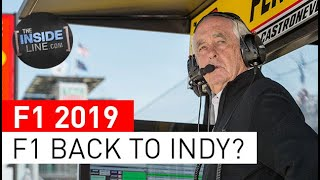 PENSKE CORPORATION: F1 BACK TO INDY