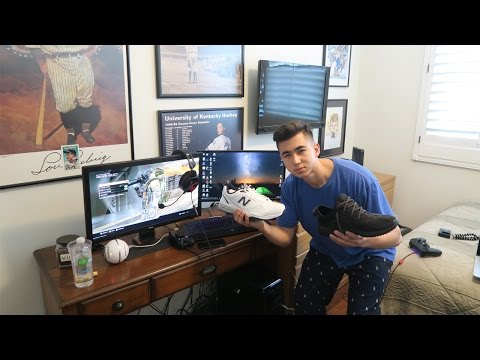 FaZe Attach's 2017 GAMING SETUP & ROOM TOUR!