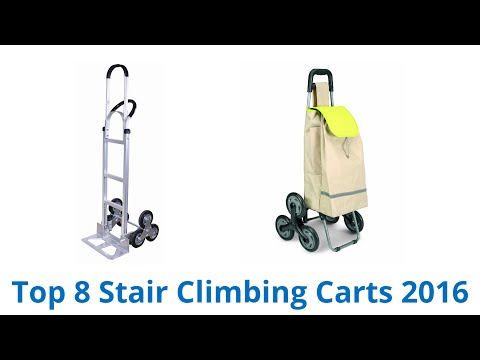 8 Best Stair Climbing Carts 2016