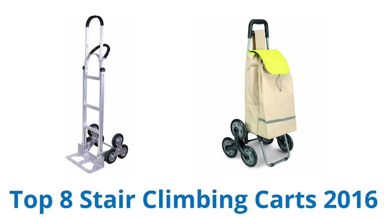 8 Best Stair Climbing Carts 2016