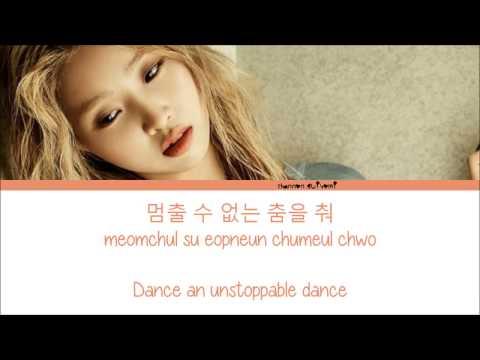 Minzy - NiNaNo (Feat. Flowsik) Color Coded Lyrics [Han/Rom/Eng]