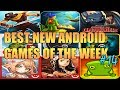 Best New Free Android Games of the Week #14