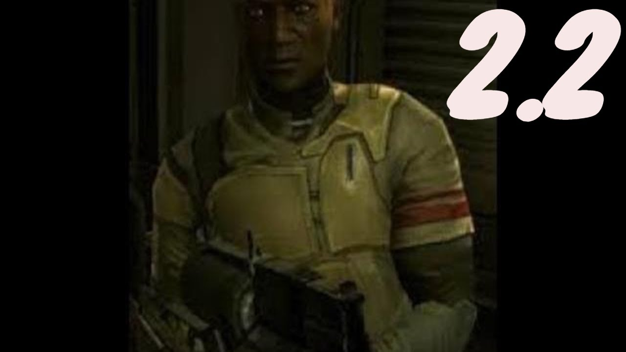 Dead Space : Chapter 2 Imaging Diagnostic Wing(2019)