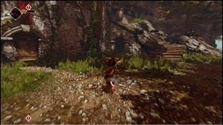 Ghost of a Tale - Gameplay PC 1080p 60fps Ultra Settings