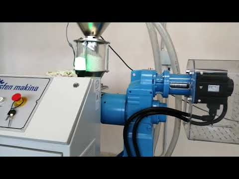 3D Printing Filament Production Line. ABS, PLA 1,75 Mm 3 Mm Filaments.