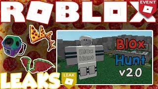 [LEAK] ROBLOX NEW PIZZA PARTY EVENT ITEMS AND GAMES | Roblox Leaks