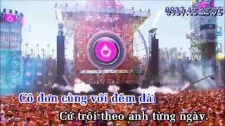 [Karaoke] Ngỡ Remix