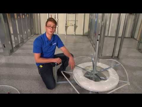 Uponor Punch&Pull™ on an Uncoiler - YouTube