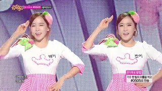 【tvpp】strawberry Milk Crayon Pop  - Ok, 딸기우유 크레용팝  - 오케이 @ Show! Music Core