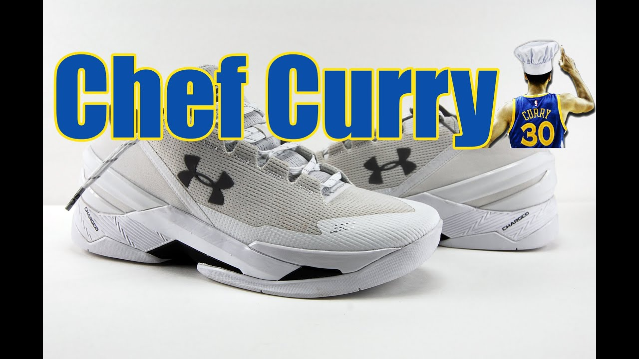 d46d1097931f Under Armour Curry 2 Low Chef Review + On Feet - YouTube