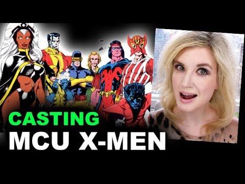 MCU X-Men Casting BREAKDOWN