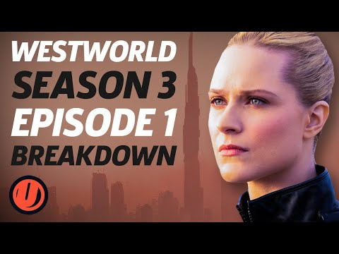 "Westworld Season 3 Episode 1 ""Parce Domine"" Breakdown"