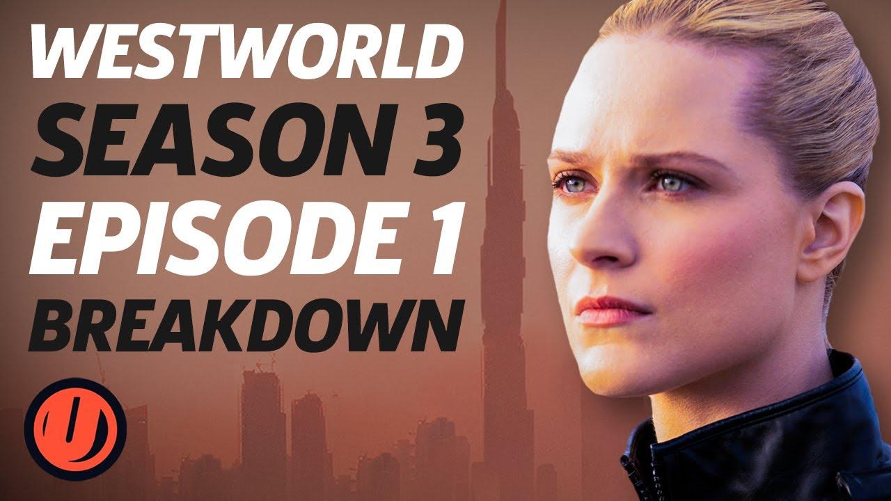 Westworld - Season 3 Episode 1 : Parce Domine (2020) Full Episode