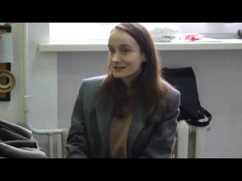 ТРК ВіККА: Анна Громадська -  про тих, хто обирає одяг Parvar