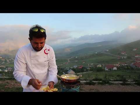 Kuymak Nasıl Yapılır - Yemek Tarifleri - Yöresel Yemekler - Orhan Sef