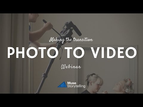 Storytelling Tips: Storytelling for Photographers Transitioning to Video