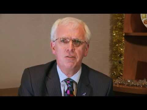 Aberdeenshire Council Leader Jim Gifford Christmas Message 2014