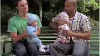 "Scrubs-Funny Baby Scene-Season 7 Ep. 5-""My Growing Pains"""