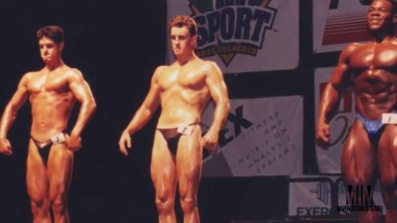 У негров мышцы быстрее растут