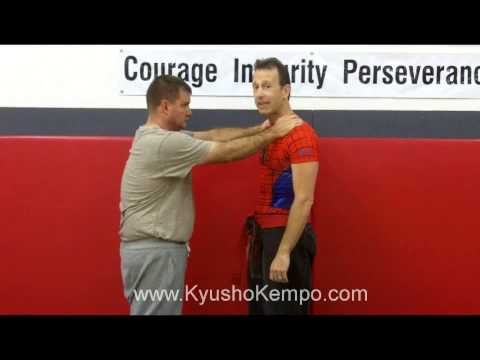 Pressure Point Self Defense Techniques For The Street San Diego