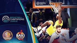 UNET Holon V BAXI Manresa - Highlights - Basketball Champions League 2019-20