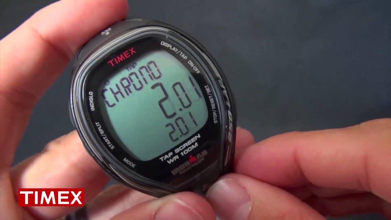 ac4f9667cdf Timex Iron man Sleek250Lap - Relógio e Cia - YouTube