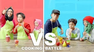 Cooking Challenge | Gen Halilintar