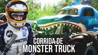 CORRIDA DE MONSTER TRUCK!!! - Monster Jam Steel Titans Gameplay