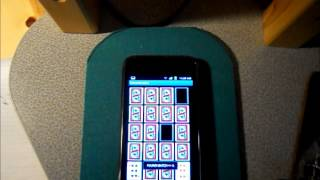 Android Concentration Game