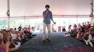 Dean Z sings