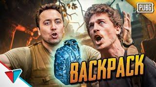 Backpack - PUBG Logic (picking up two backpacks is difficult)   Viva La Dirt League (VLDL)