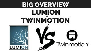 Twinmotion Vs Lumion 9 - Жүктеу