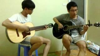 No face no name no number - Guitar Hiếu Com & Trường Giang