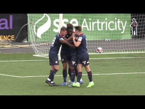 Goal: Nahum Melvin-Lambert (vs Dundalk 08/08/2021)