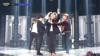 BTS WIN THEN TAKING OF THEIR SHOES OFF AND DANCE PITAN NUMUL (2016)