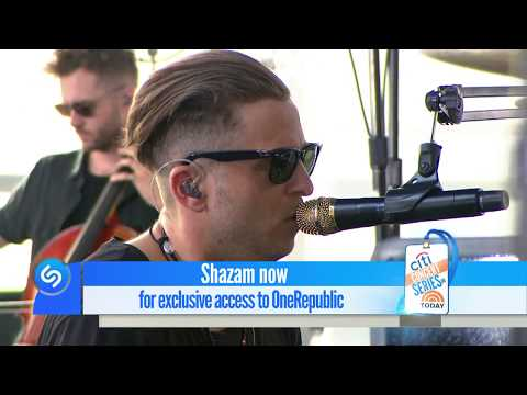 Apologize - One Republic performs Live on Today Show